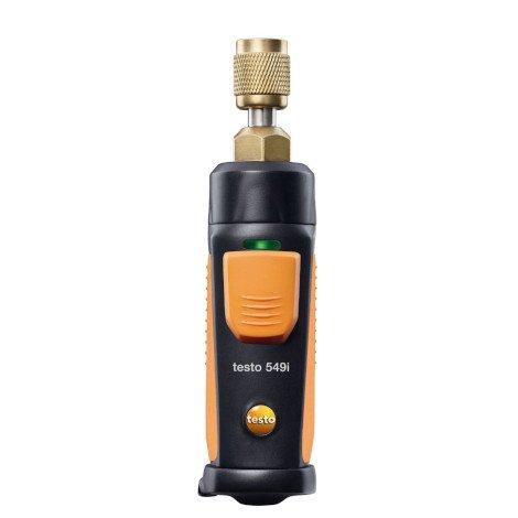 Il manometro smart probe del kit