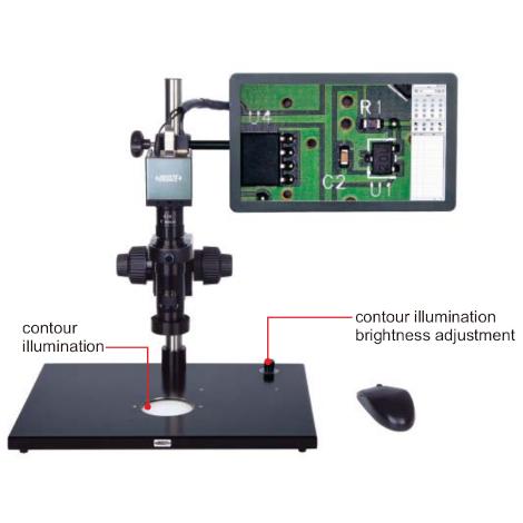 microscopio-insize-ISM-DL300